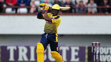 Michael Carberry has not played since July