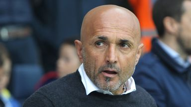 AS Roma coach Luciano Spalletti has been targeted by Inter Milan, Sky sources understand