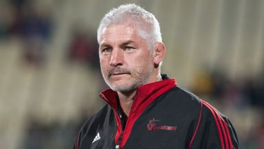 Todd Blackadder has made the move from Crusaders head coach to Bath director of rugby.