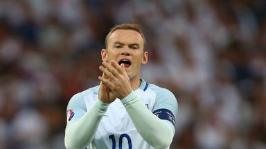 Wayne Rooney captained England during a disappointing Euro 2016 campaign