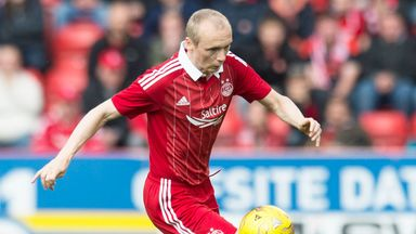 Willo Flood has left Aberdeen with a year of his contract remaining
