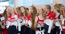 Russian squad departs for Rio