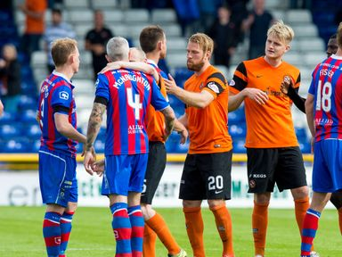 Dundee United beat Inverness on penalties