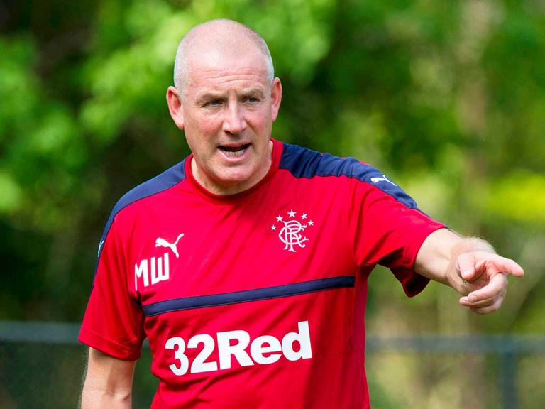 Mark Warburton and David Weir sign contracts with Rangers until 2019