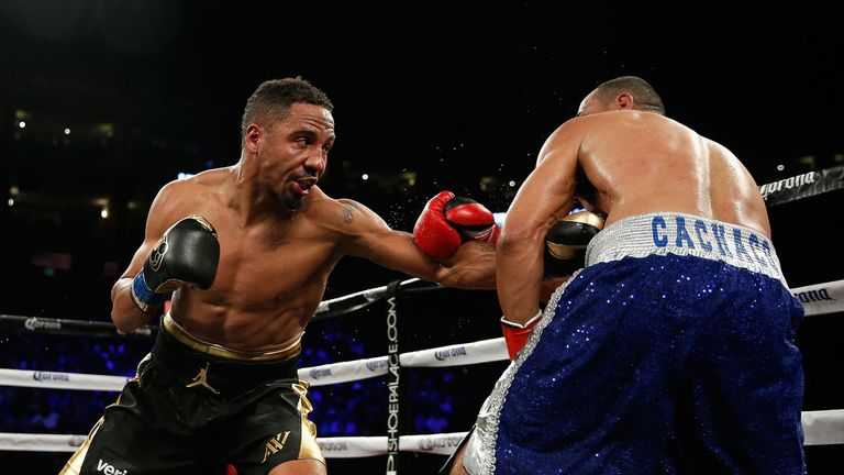 Ward remains unbeaten after 30 fights