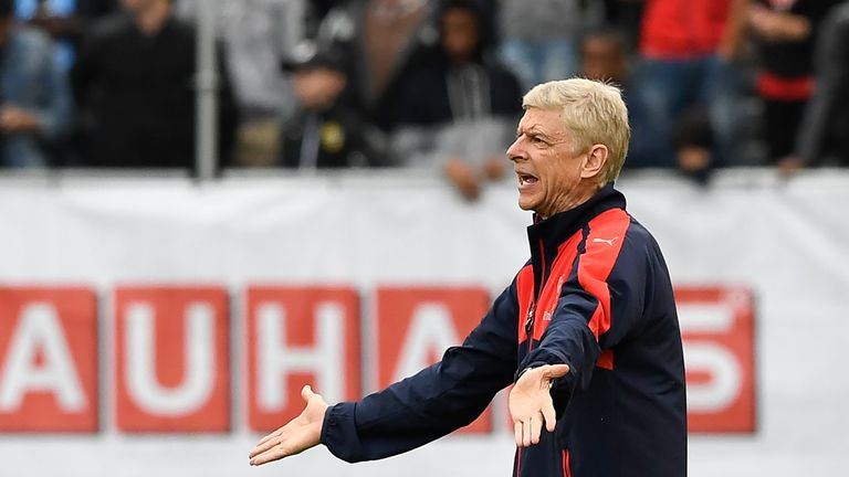 Arsene Wenger believes the transfer market is changing