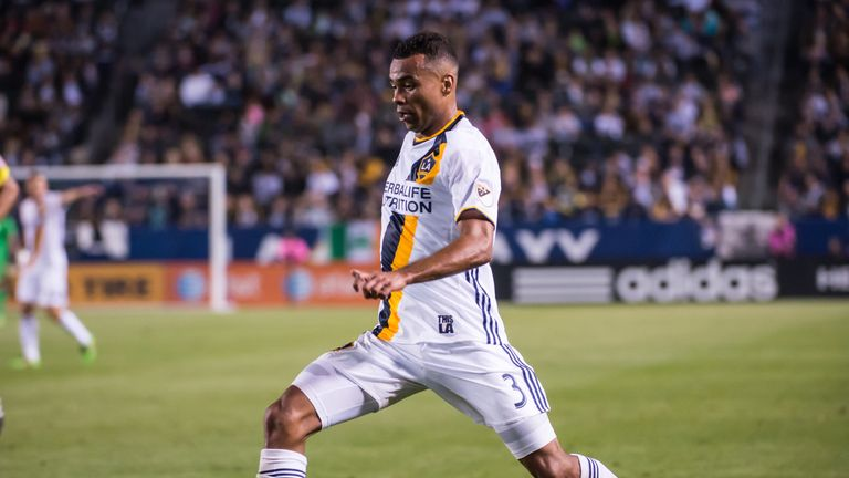 Ashley Cole will remain in MLS for a third season