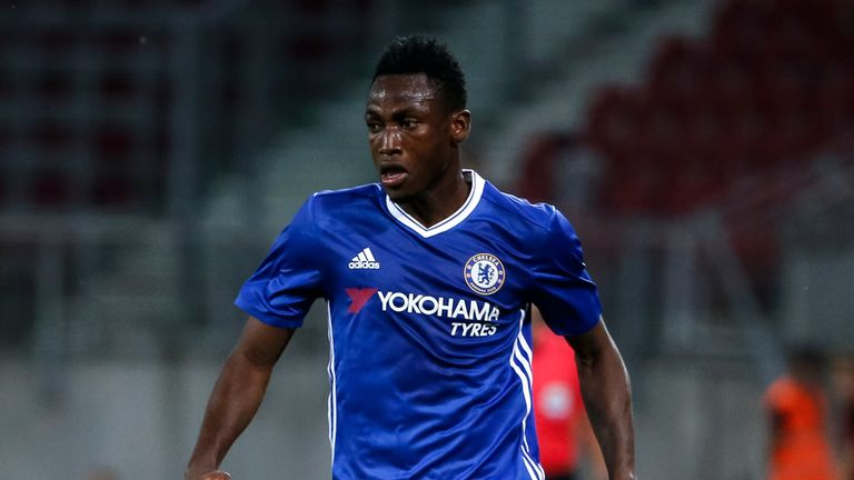 Schalke want to re-sign Chelsea defender Baba Rahman on loan