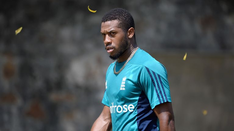 Chris Jordan has signed a contract extension with Sussex