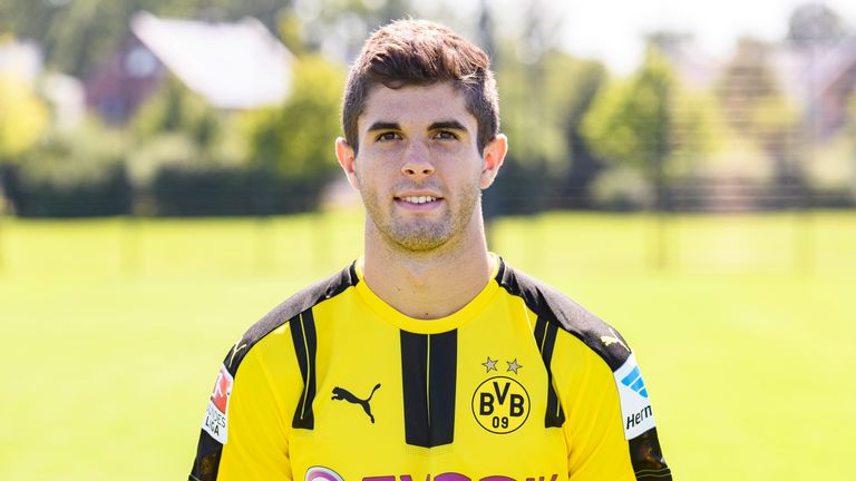 Christian Pulisic  is once again being linked with a move to Liverpool