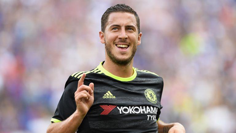Eden Hazard is looking to return to form under Antonio Conte