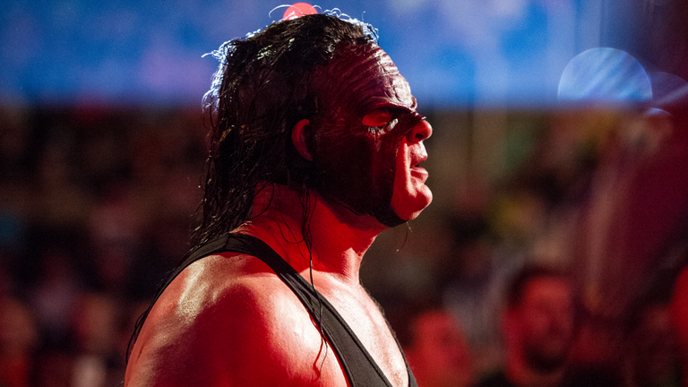 Kane has eliminated the most Rumble competitors over the years