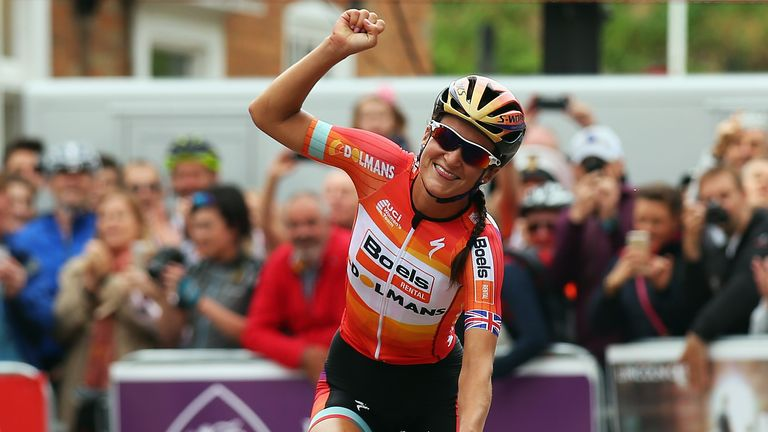 Lizzie Deignan will target the spring Classics in 2017