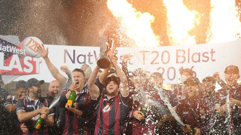 T20: English counties vote for eight-team city-based competition