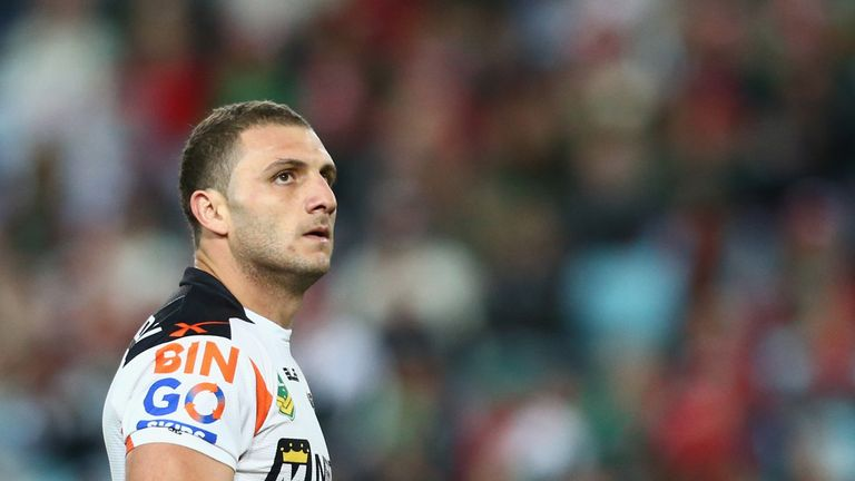 Robbie Farah has been linked with the Rabbitohs