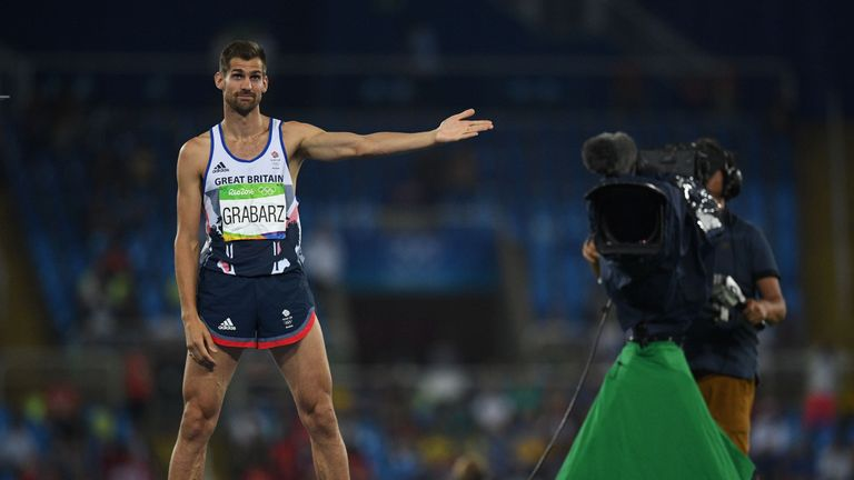 Grabarz finished fourth at Rio 2016 due to the countback rule