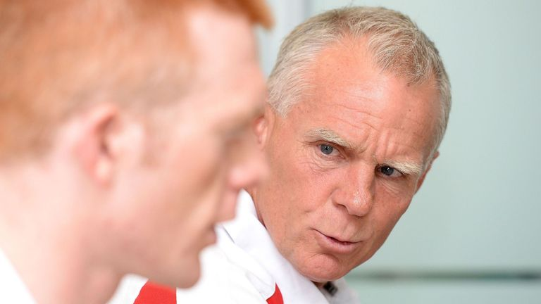 Shane Sutton has vowed to clear his name