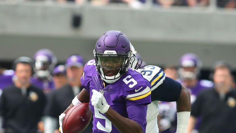 Teddy Bridgewater is hoping to rediscover his best form in New York