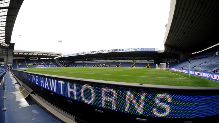 West Brom to face Delhi Dynamos in Hawthorns friendly next month ...