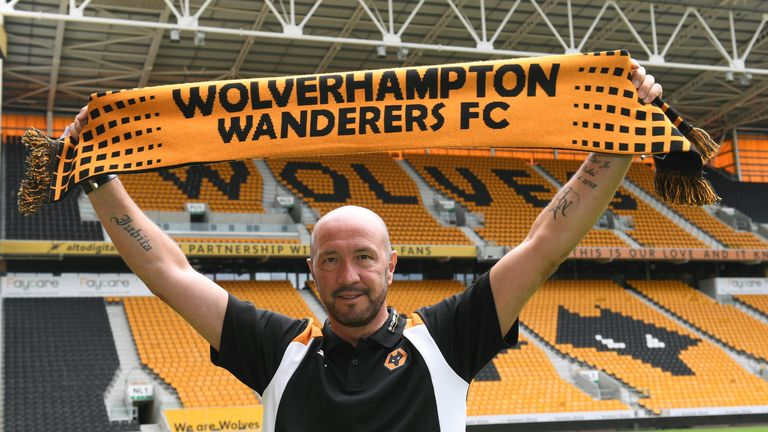 Walter Zenga's spell at Wolves was short-lived
