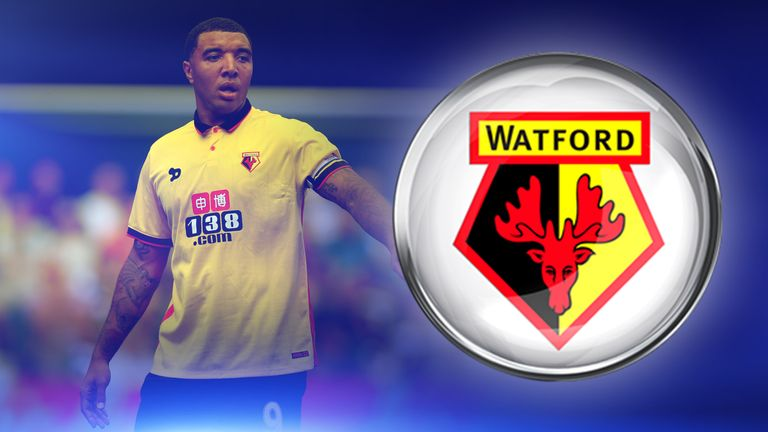 Odion Ighalo signs new 5-year-deal with Watford