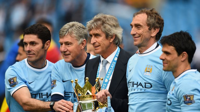 Manchester City are the most recent Manchester or Merseyside club to win a top-flight title after winning the Premier League in 2013/14