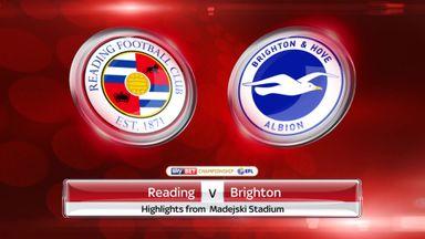 Reading 2-2 Brighton