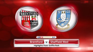 Brentford 1-1 Sheffield Wednesday