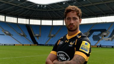 Danny Cipriani hopes to earn an England recall playing for Wasps this season