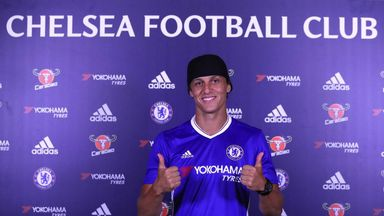 David Luiz has re-signed for Chelsea (Credit - Chelsea FC)