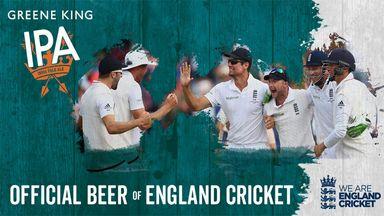 Greene King IPA - Win a Signed Cricket Bat