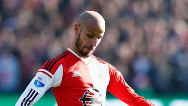 Karim El Ahmadi scored the winner for Feyenoord