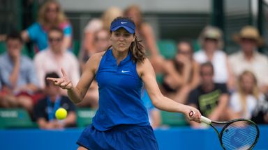 Laura Robson qualifies for Flushing Meadow thanks to a third win this week
