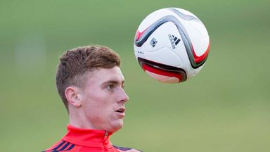 Lewis Macleod is set to be fit for Brentford
