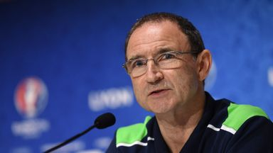Martin O'Neill said the friendly will be