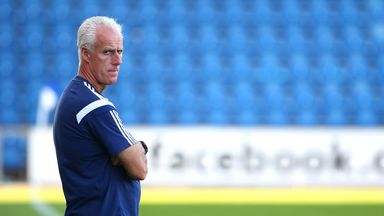 Mick McCarthy has hit out at some sections of the Ipswich support for their inconsistent criticism of him