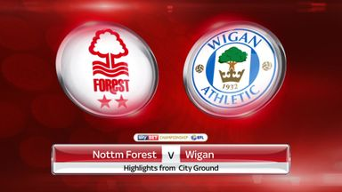 Nottingham Forest 4-3 Wigan