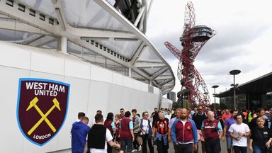 West Ham have had teething problems as they have settled into their new home