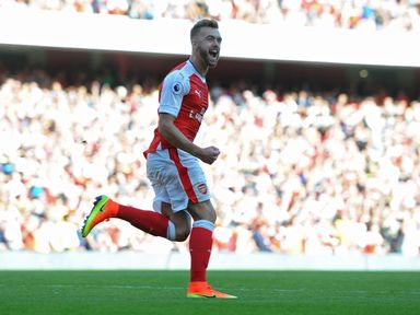 Calum Chambers: Completes loan switch