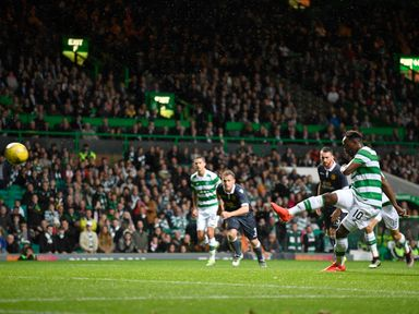 Celtic will be at home to Alloa in the last eight