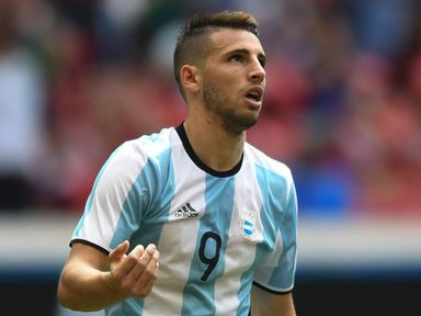 Jonathan Calleri can get off the mark for West Ham