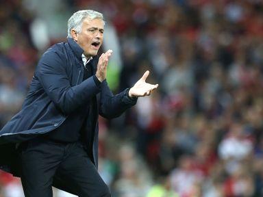 Jose Mourinho's men must head to Ukraine