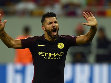 Sergio Aguero: Manchester City's star striker should be backed