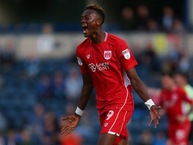 Tammy Abraham is expected to be fit for Bristol City