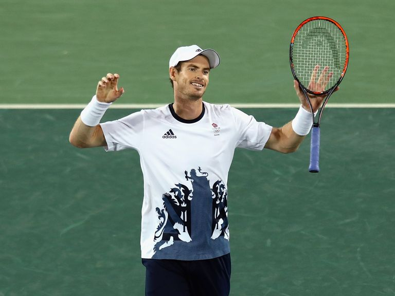 Murray plans 'one more big push' as Britain eye final