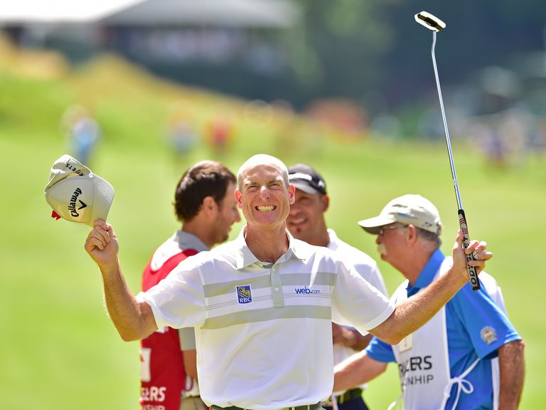 Jim Furyk shoots first ever PGA Tour 58