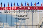Ryder Cup - Day One