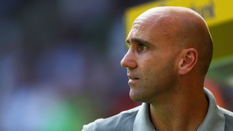 Andre Schubert became the seventh Bundesliga coach fired since September