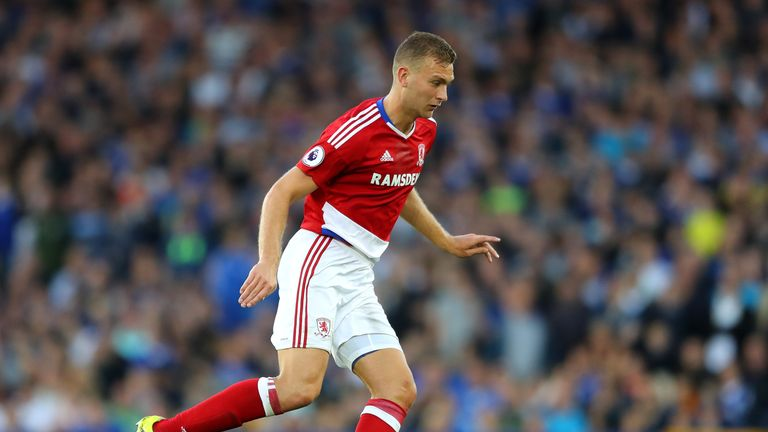 Ben Gibson is being talked of as a possible England centre-half
