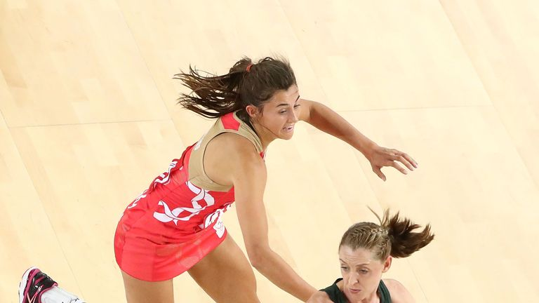 Beth Cobden will play for Loughborough Lightning in 2017 Vitality Superleague